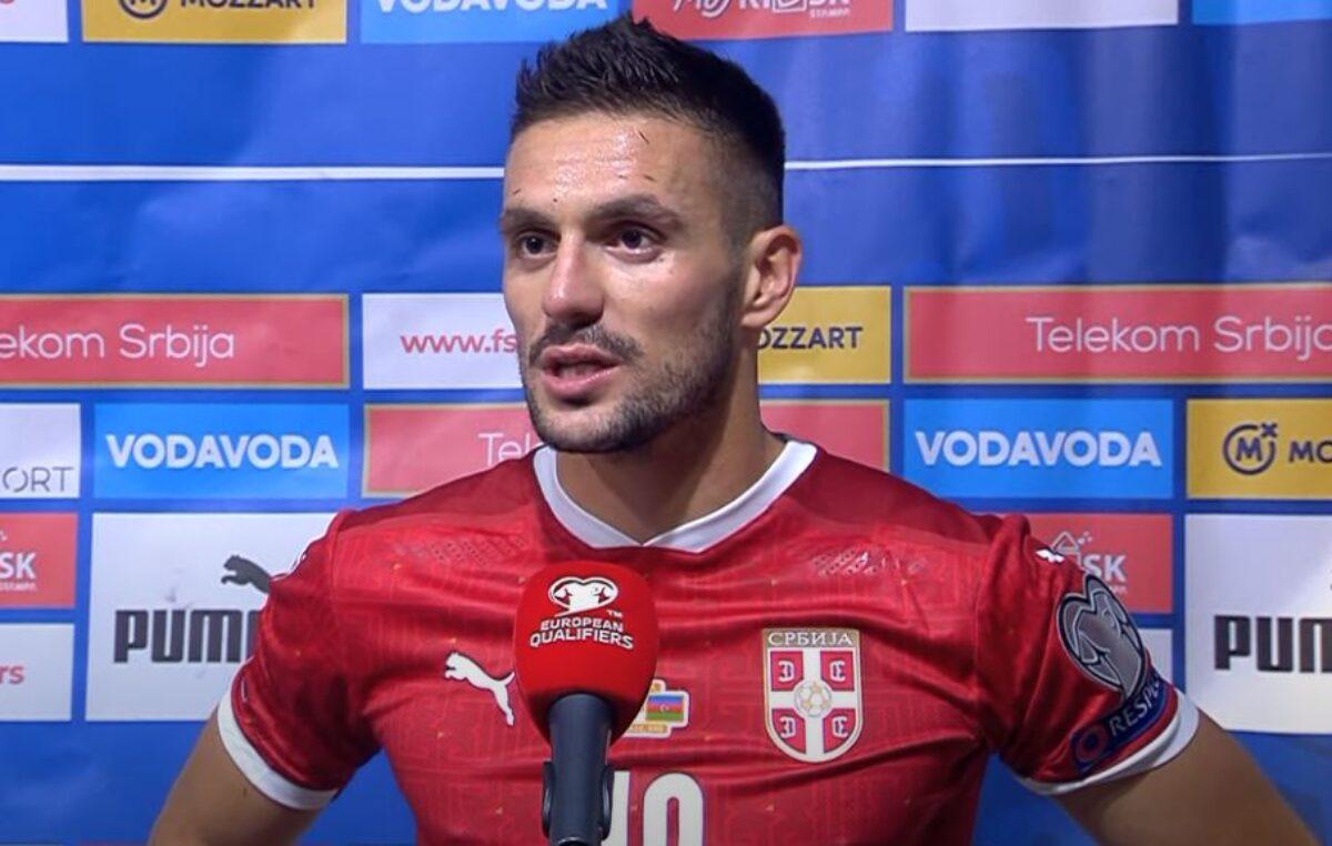 Tadić otkrio zašto nije prepustio penal Vlahoviću!