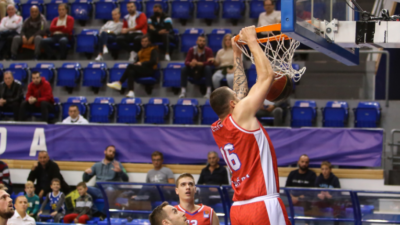 Sava Lešić MVP trećeg kola ABA lige!