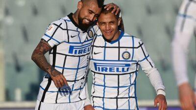 Čileanski dvojac napušta Inter!