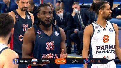 Debi Farida u ubedljivoj pobedi CSKA!