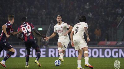 Milan se mučio, ali na kraju slavio protiv Bolonje! (VIDEO)