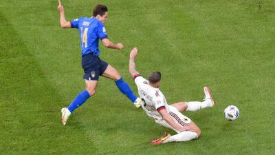 Liga nacija: Italija savladala Belgiju u borbi za treće mesto! (VIDEO)
