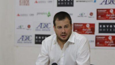 ŠOK: Lalatović dobio otkaz nakon samo osam utakmica u Al Batinu!