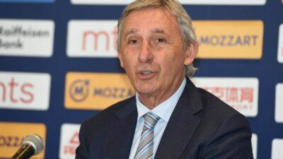 SELEKTOR PEŠIĆ: Okupili smo se ovde da ponovo dođe red na uspehe!