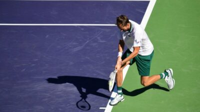SENZACIJA: Medvedev eliminisan sa Indijan Velsa! Novak Đoković ostaje prvi!