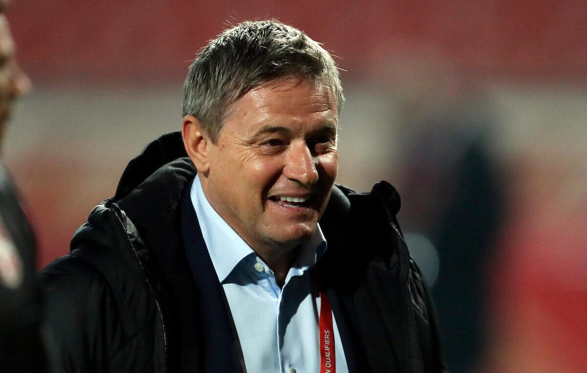 PIKSI: Vlahović je super talentovan, posebno kada igra za reprezentaciju!