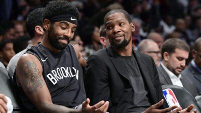 Durent se nada da će Irving igrati za Bruklin!