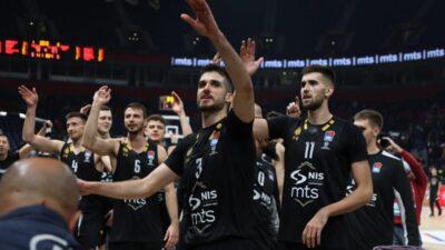 ČEKA NAS KLASIK: Partizan kreće put Zagreba na megdan Ciboni! (VIDEO)