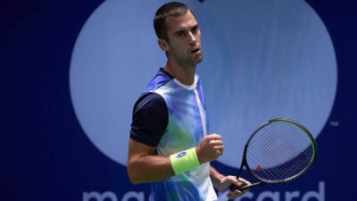 INDIJAN VELS: Đere neočekivano ispao od 145. tenisera na svetu!