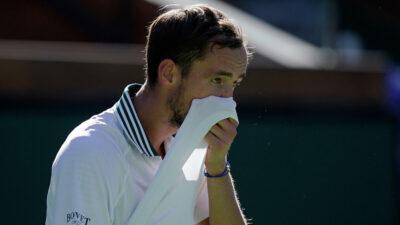MEDVEDEV SE PRAVDA: Da sam izgubio finale US opena, bilo bi mi teško. Nije smak sveta!