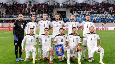 Pobeda blede Srbije minimalnim rezultatom protiv Luksemburga! (VIDEO)