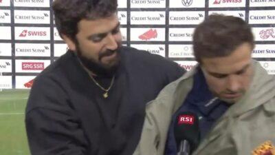 PRAVDA JE ZADOVOLJENA: Uhapšen navijač koji je Šaćiriju obukao jaknu UČK!