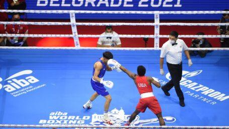 Prva pobeda za Srbiju na Svetskom prvenstvu u boksu!