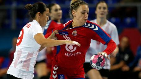 Rukometašice Srbije ubedljive na startu kvalifikacija za Evropsko prvenstvo!