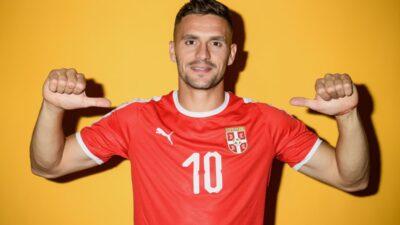 Kapiten Dušan Tadić govorio o šansama Srbije da se plasira na Svetsko prvenstvo!