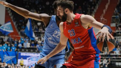 Šengelija vodio CSKA do pobede protiv Zenita!
