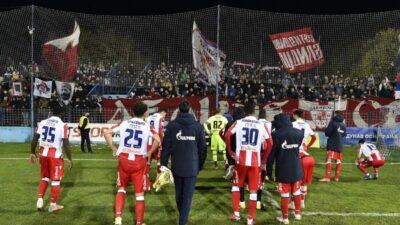 Vođa navijača se posle meča u Surdulici obratio fudbalerima! (VIDEO)